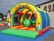 3 Structures gonflables : 1 château et 2 toboggans Jeux / jouets