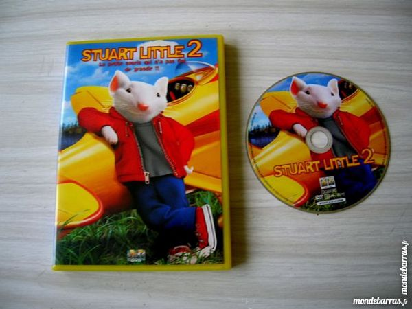 DVD STUART LITTLE 2 8 Nantes (44)