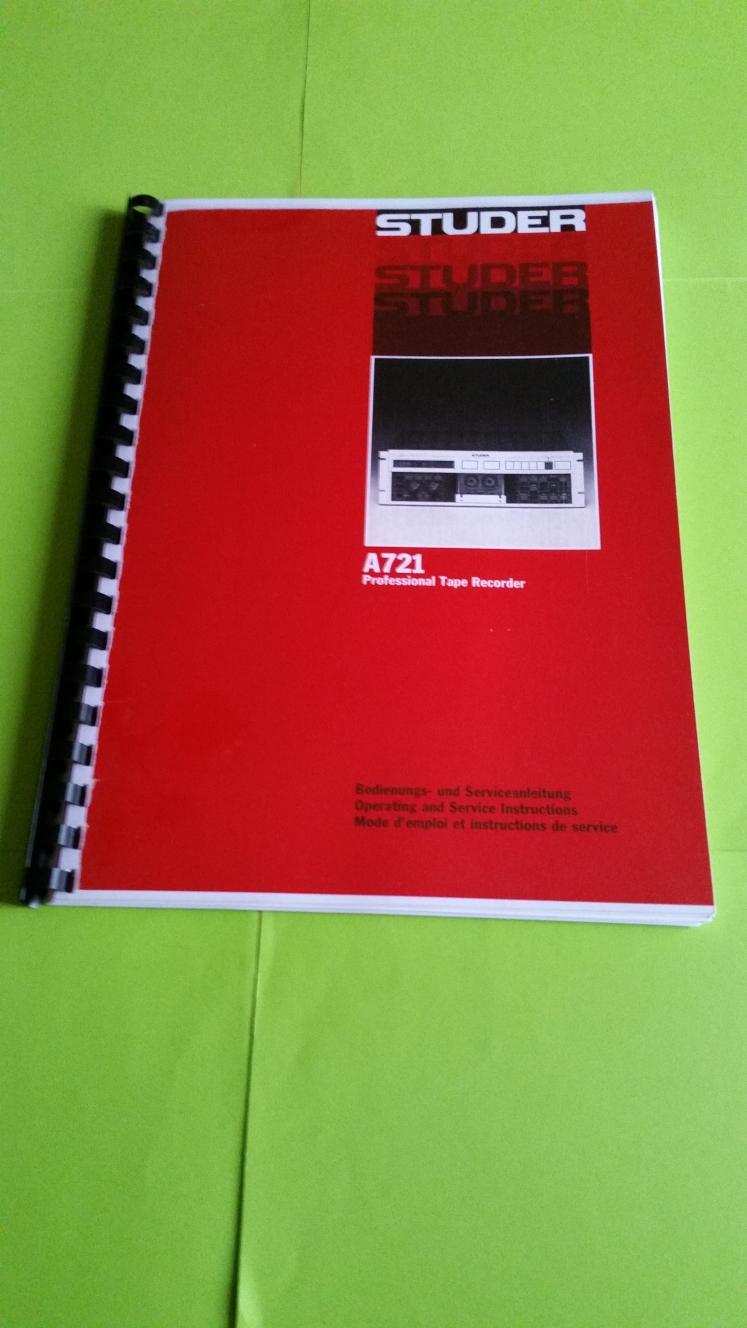 A 721 STUDER 0 Montpellier (34)