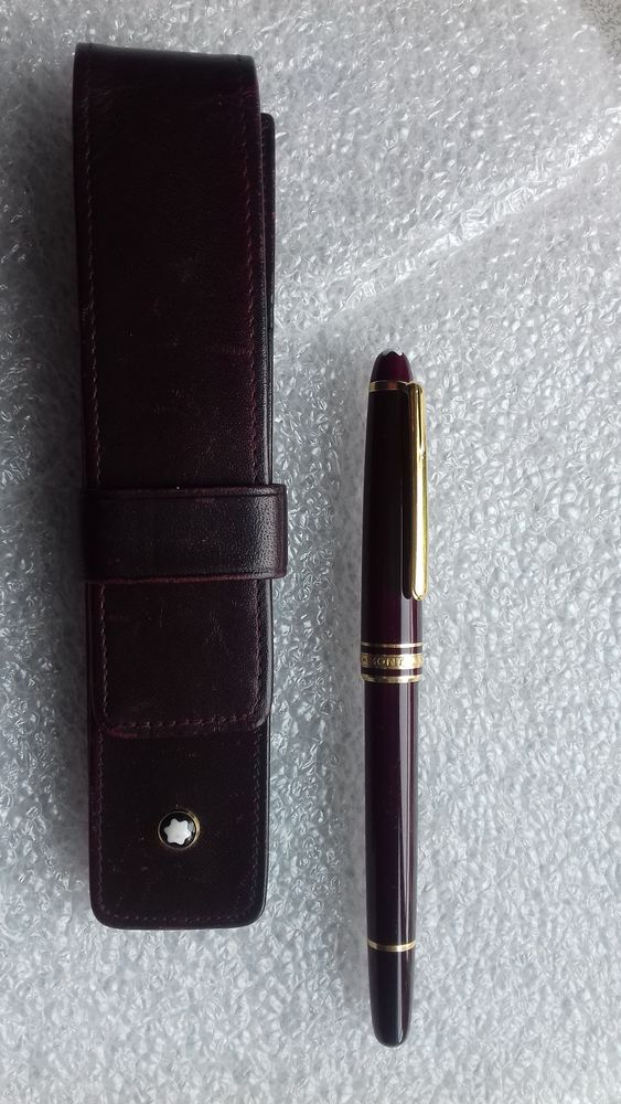 STYLO PLUME MONT BLANC - MEISTERSTUCK