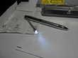 stylo pointeur laser 1mW650nm et lampe de poche à led