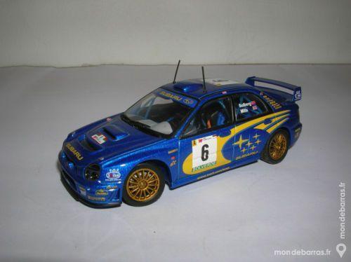 SUBARU IMPREZA WRC RALLYE DU PORTUGAL AUTO ART 1/4 Jeux / jouets