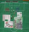 Subbutéo Table Soccer Coupe du Monde 1974