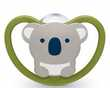 Sucette NUK Space Koala 0-6mois neuve Puériculture