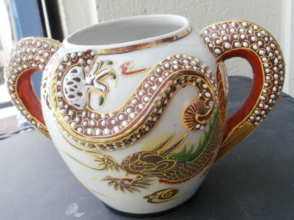 SUCRIER en porcelaine du Japon,  sans couvercle 6 Montauban (82)