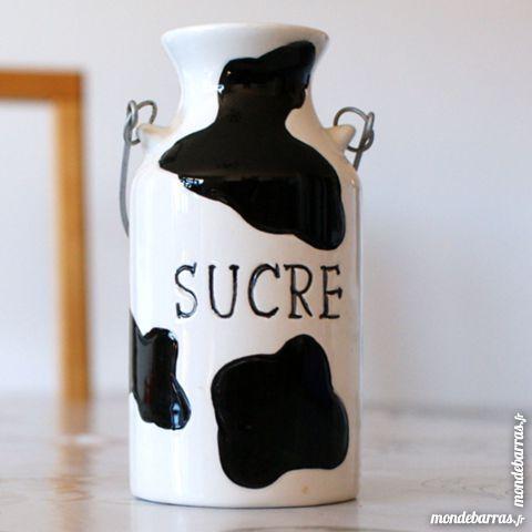 Sucrier en poudre vache 5 Cabestany (66)