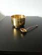 sucrier ou saupoudreur  en argent 40 Longwy (54)
