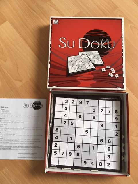 Jeu Sudoku Playland 5 Sarreguemines (57)