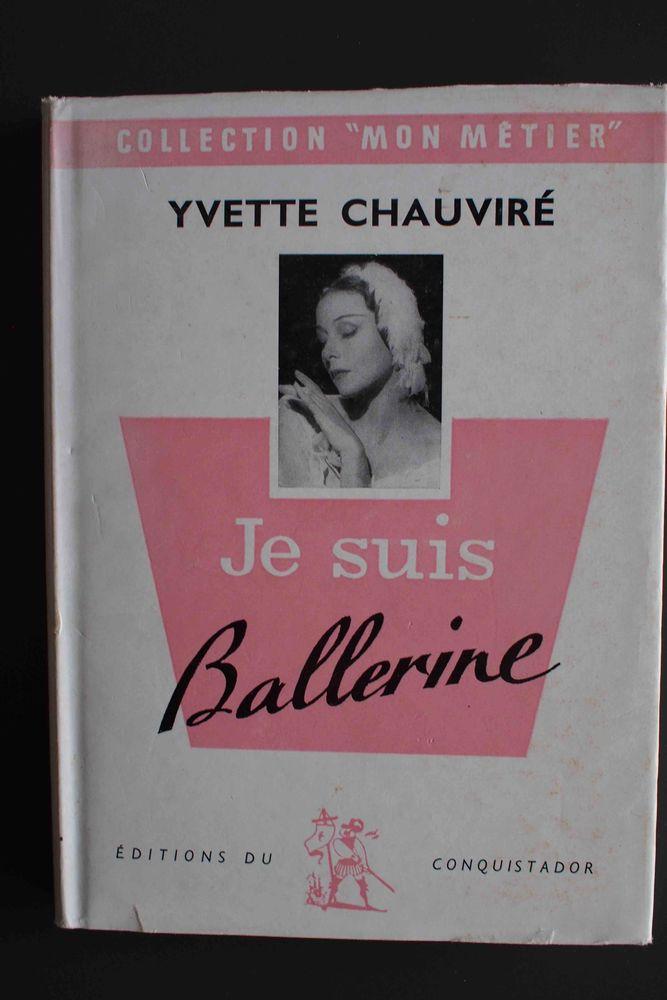 je suis ballerine - Yvette Chauviré 10 Rennes (35)