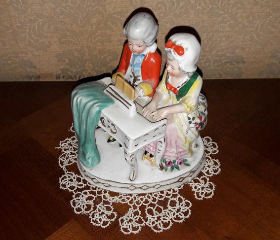 Sujets en porcelaine de Saxe 0 Boulogne-Billancourt (92)
