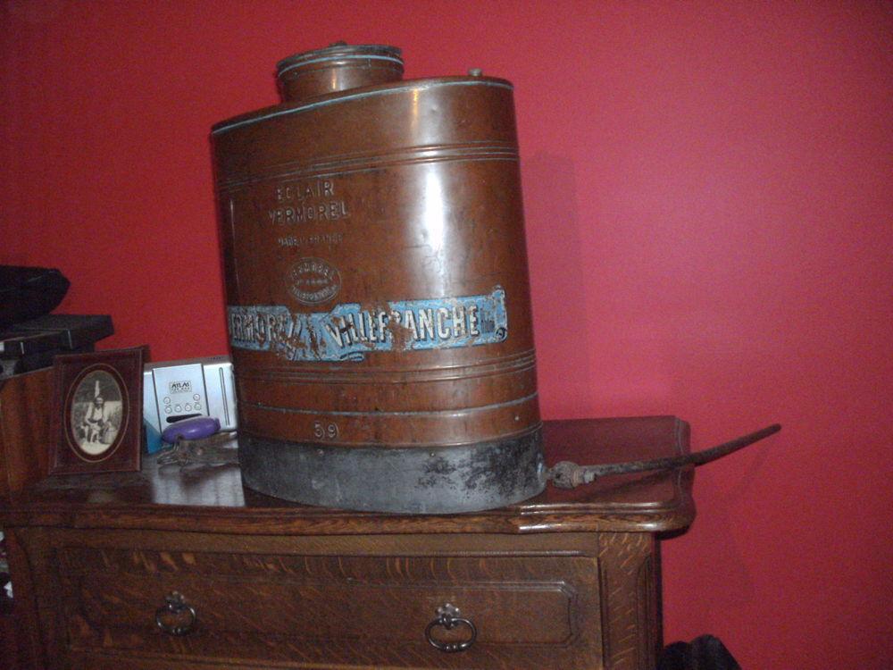 sulfateuse toutes en cuivre en bon ètat 40 Saint-Cyprien (24)