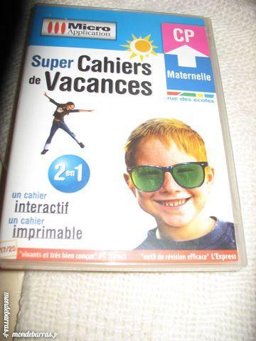 super cahiers de vacances de maternelle aux cp 1 Vernouillet (78)