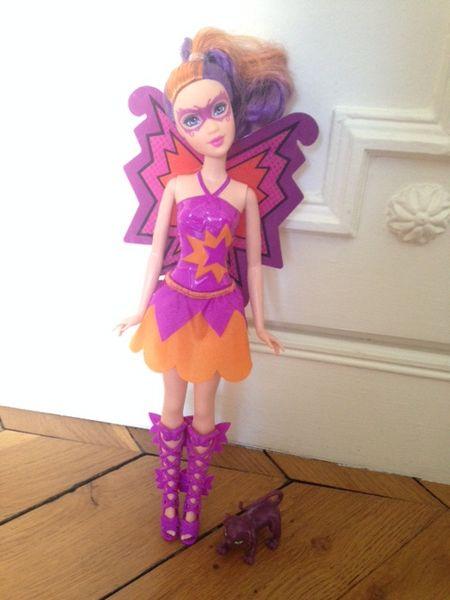 Super héroine Barbie 5 Boulogne-Billancourt (92)