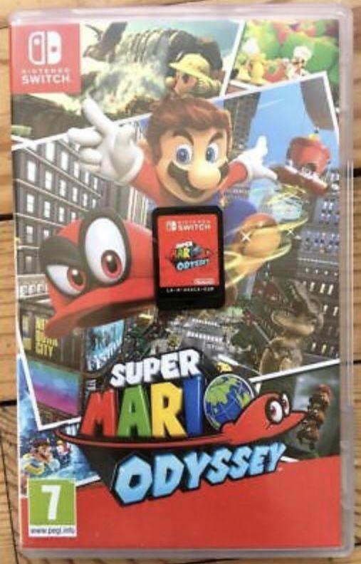 Super Mario Odyssey sur Nintendo Switch 40 Bordeaux (33)