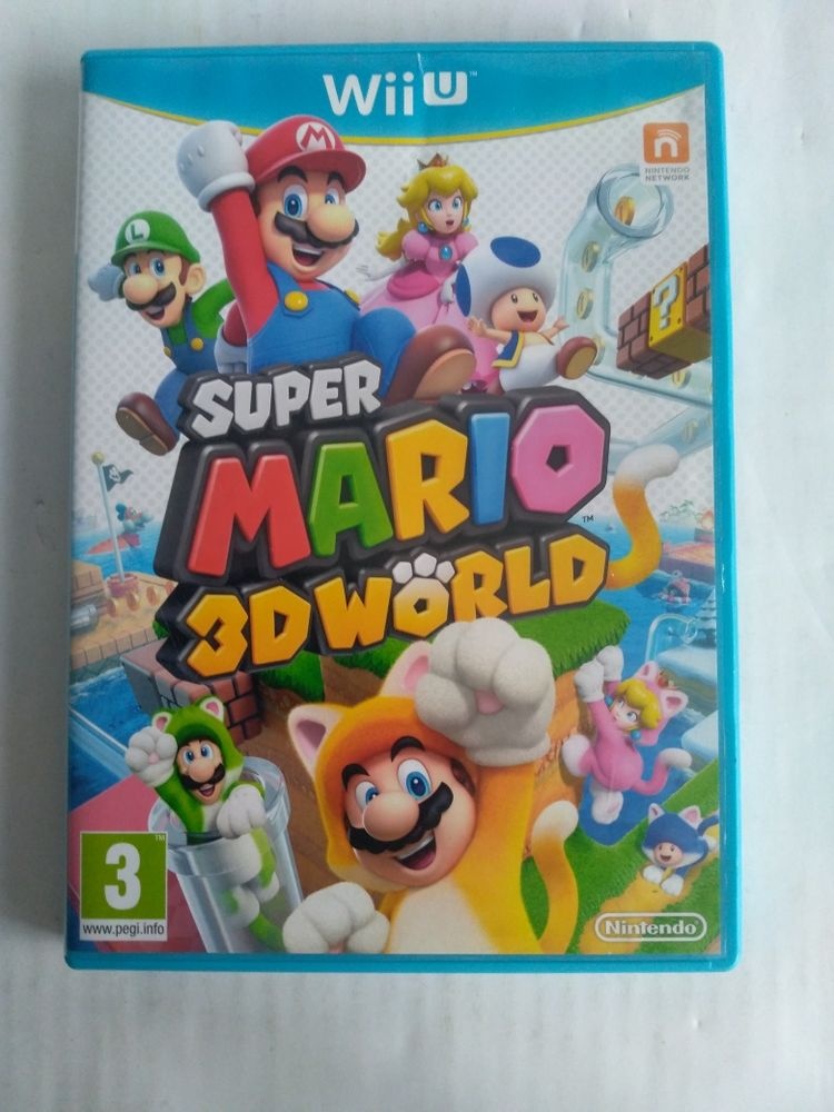 Super Mario 3D world 20 Calais (62)