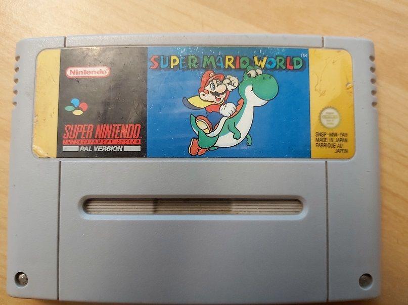 Super Mario World 20€ 20 Saint-Marcel-Bel-Accueil (38)