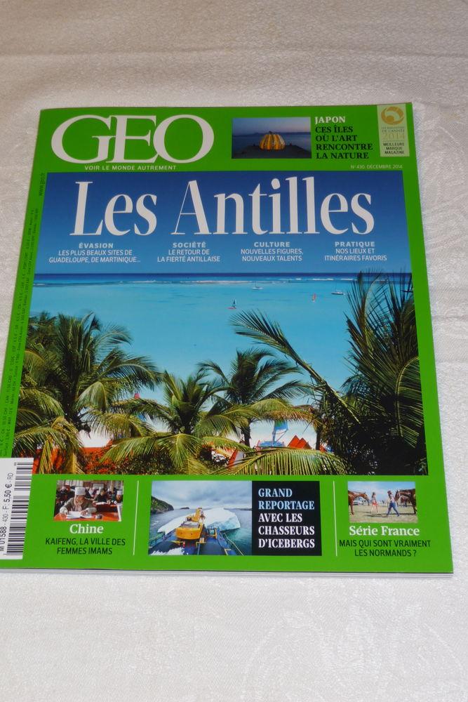 Super prix collection   Revues Géo   400 Aubusson (23)