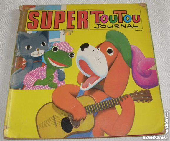 Super Toutou Journal et Toutou Journal 4 Villeneuve-Saint-Georges (94)