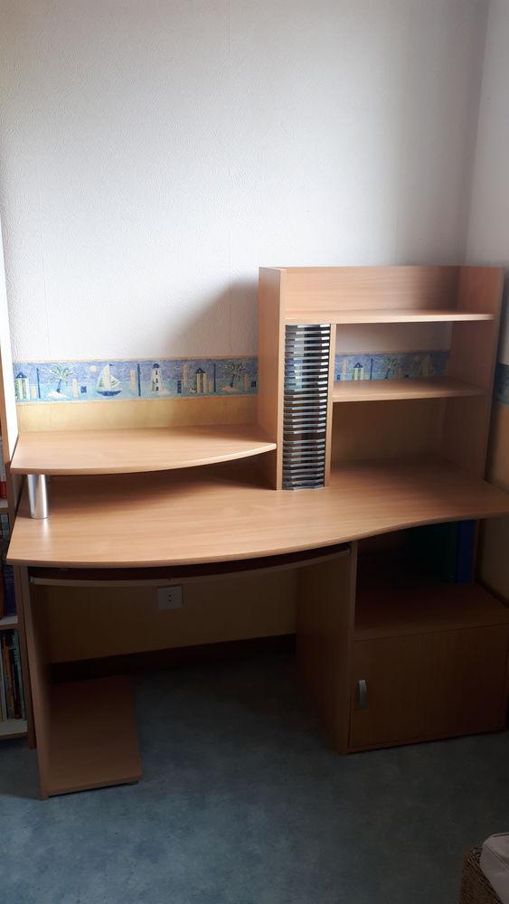 Superbe bureau moderne.Grand rangement.Très pratique! 70 La Teste-de-Buch (33)