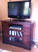 Superbe commode/meuble tv acajou massif 250 La Celle-Saint-Cloud (78)