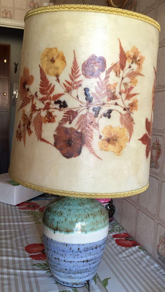 Superbe lampe sur pied hauteur 62 cm 40 Montreuil (93)