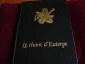 superbe livre Le Chant d'Euterpe (histoire de la musique) 20 Paris 18 (75)