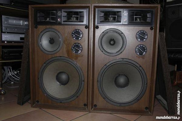 Achetez superbe paire occasion annonce vente toulouse 31 wb152796506 - Enceinte tres haut de gamme ...