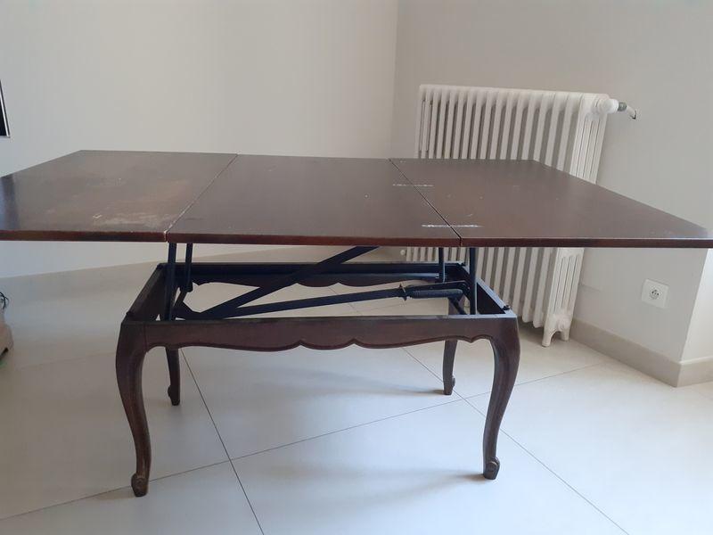 Superbe table basse transformable 50 La Réole (33)