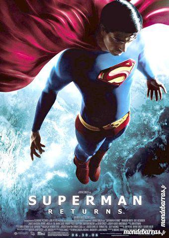 K7 Vhs: Superman Returns (69) DVD et blu-ray