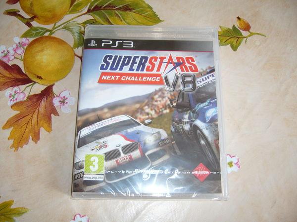 Jeu PS3  Superstars V8, Next Challenge  40 Ardoix (07)