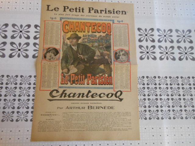 supplément au petit parisien 1916 10 Grézieu-la-Varenne (69)
