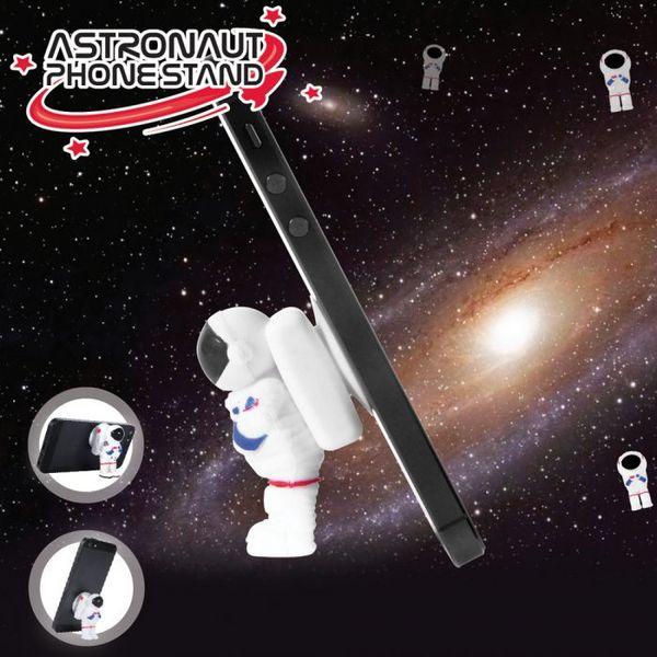 Support astronaute pour smartphone Téléphones et tablettes