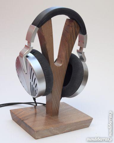 support de casque HIFI, porte casque Audio et hifi