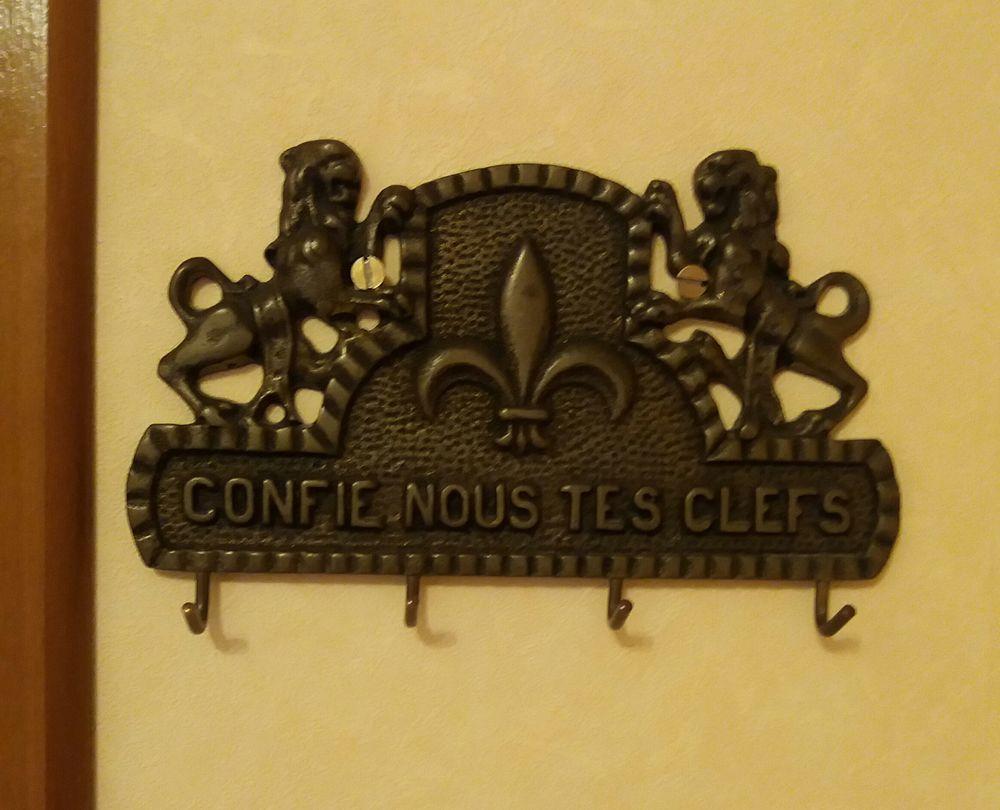 Support de clefs mural 25 Préfailles (44)