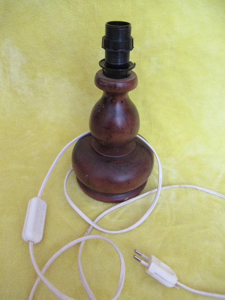 Support de lampe - en bois 5 Livry-Gargan (93)