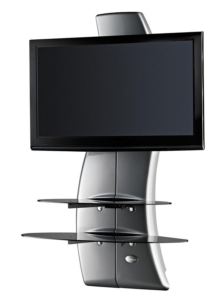 Support Mural pour TV Plasma /LCD Argent 110 Besançon (25)