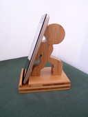 support téléphone bois de bambou 12 Châteaubourg (35)