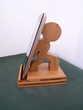support téléphone bois de bambou  Châteaubourg (35)