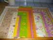 14 surnappes neuves papier imperméabilisé qualité lourde Décoration