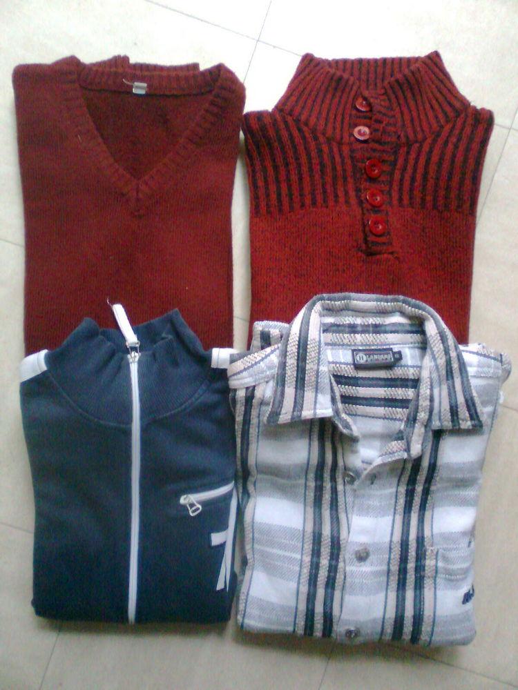 XL - surveste, 2 pulls, veste survêt. - zoe 4 Martigues (13)
