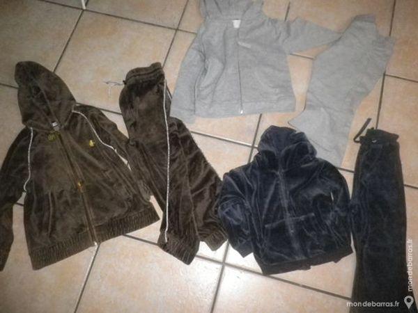 3 survêtements fille 18 mois et 3/4ans 5 Tourcoing (59)