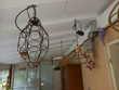 lot  de3 suspensions métal  55 Charvieu-Chavagneux (38)