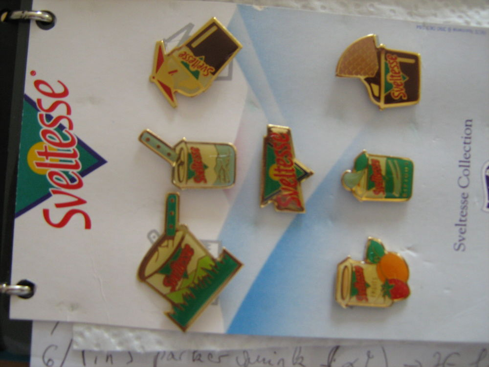 Pin's sveltesse collection 10 Bourges (18)