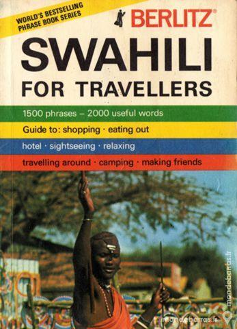 Swahili for travellers 20 Saint-Germain-de-Tournebut (50)