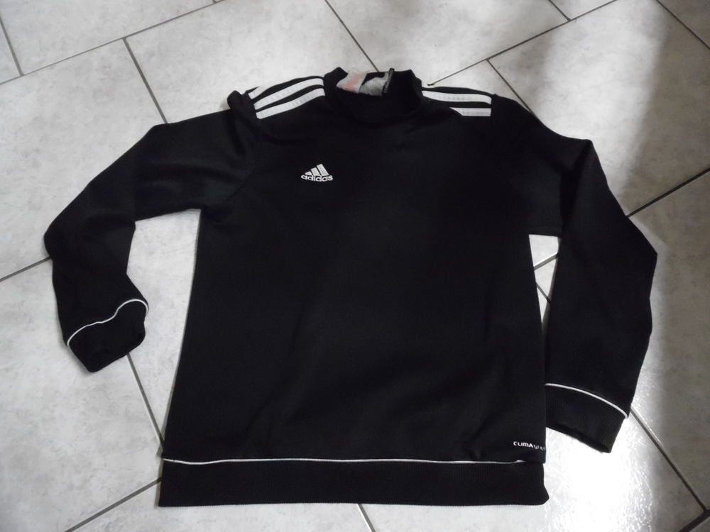 12-011 : sweat ADIDAS taille 12 ans 10 Abbeville (80)