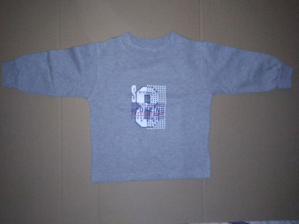SWEAT GRIS 2 ANS SPECIAL PRODUCT 3 Semoy (45)