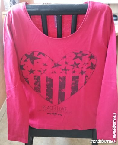 sweat manche longue fille 4 Saint-Avold (57)