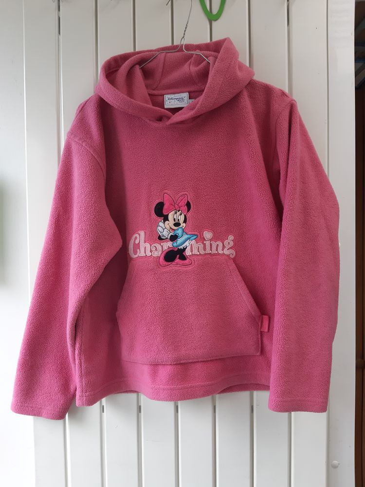Sweat Minnie rose 12 ans 6 Croix (59)
