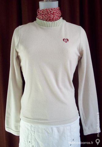 Sweat Polo Pull Top KANABEACK Taille L 18 Blois (41)