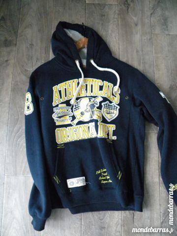 Sweat Shirt Athleticals Original Dpt Taille L 30 Paris 15 (75)